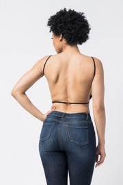 hera collection Open Back Knit Top - Other