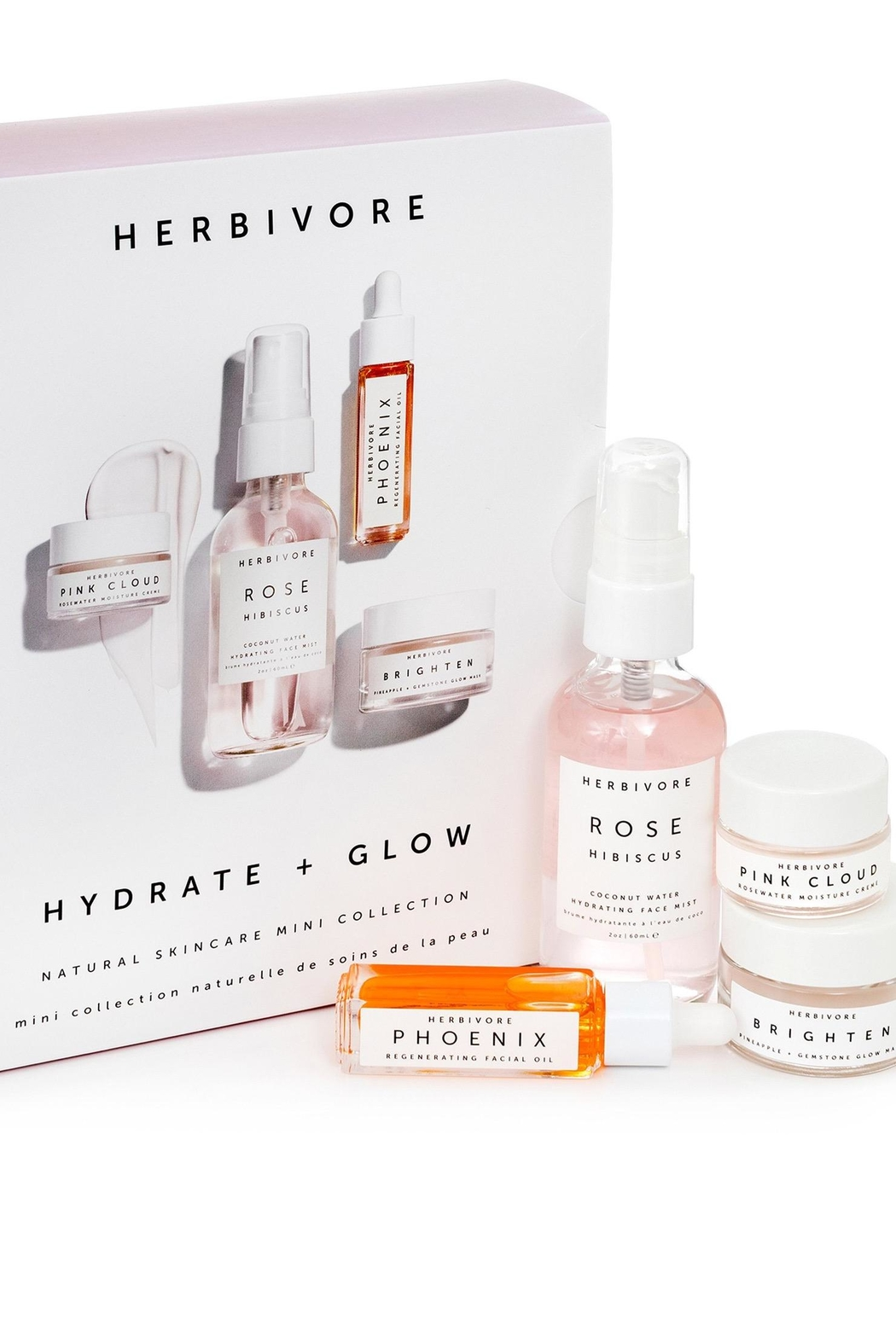 Herbivore Botanicals Hydrate And Glow - Main Image