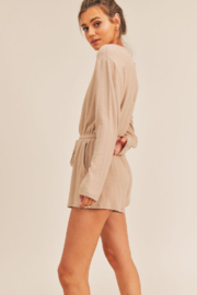 Sadie & Sage Here For You Romper - Side cropped
