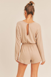 Sadie & Sage Here For You Romper - Other