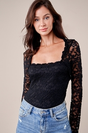 Sugarlips Here To Slay Lace Bodysuit - Other