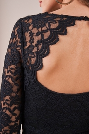 Sugarlips Here To Slay Lace Bodysuit - Back cropped