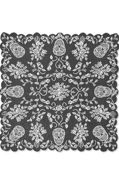 Heritage Lace Skulls Table Topper - Product List Image
