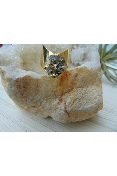 Dynamo Herkimer Diamond Ring - Alternate List Image