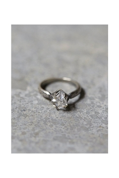 Roost Herkimer Diamond Solitaire Ring - Product List Image