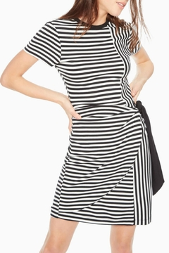 Parker Hermosa Striped Dress - Product List Image