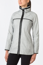 MPG Herringbone Filtrate Jacket - Product Mini Image