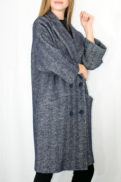 Rossopuro Herringbone Overcoat - Product List Image
