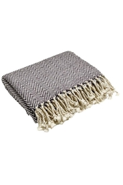 Mela Artisans Herringbone Throw - Product Mini Image