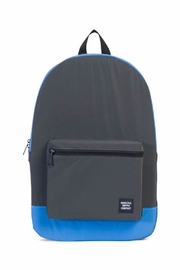 Herschel Supply Co. Gray Blue Backpack - Product Mini Image
