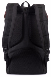Herschel Supply Co. Black Little America Backpack - Side cropped