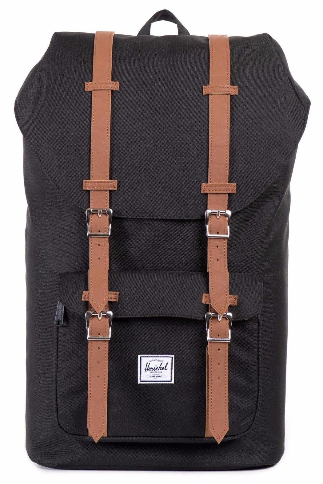 Herschel Supply Co. Black Little America Backpack - Main Image