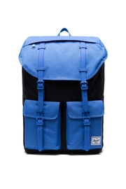 Herschel Supply Co. Blue Buckingham Backpack - Front cropped