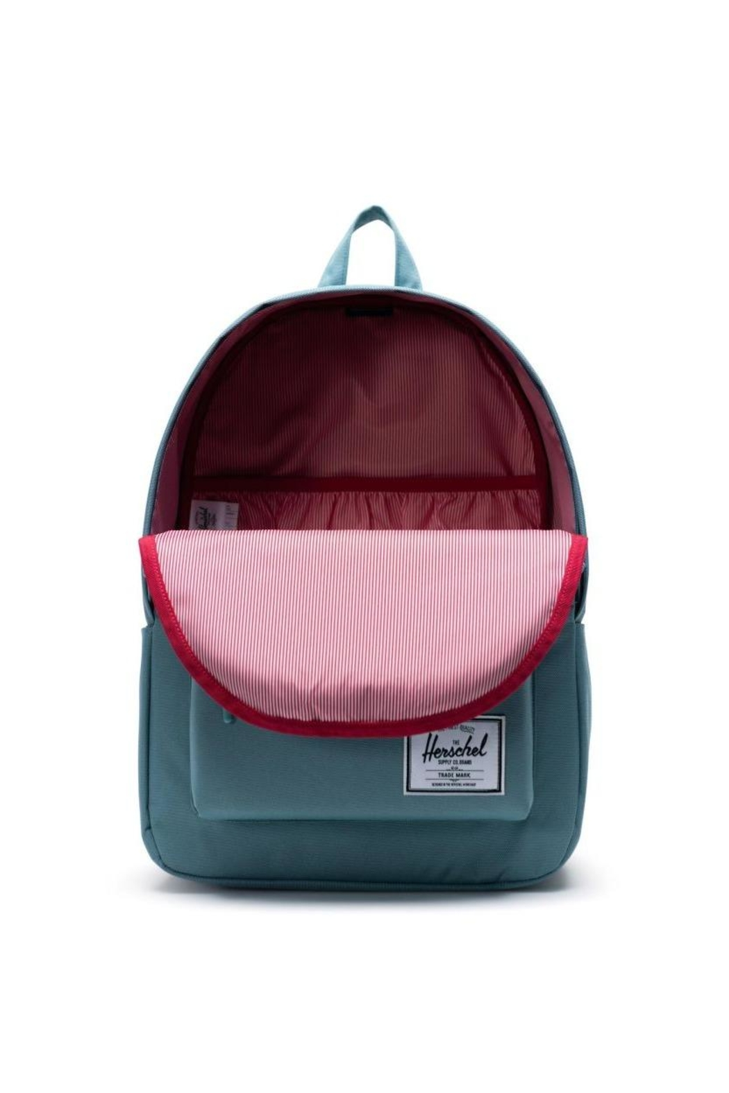 Herschel Supply Co. Blue Classic Backpack - Front Full Image