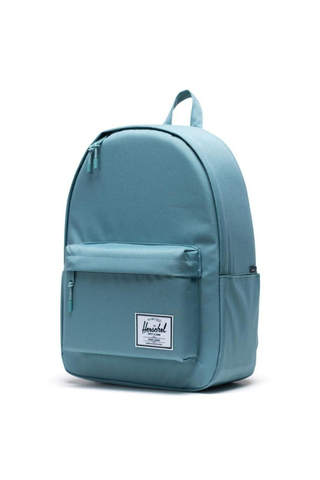 Herschel Supply Co. Blue Classic Backpack - Side Cropped Image