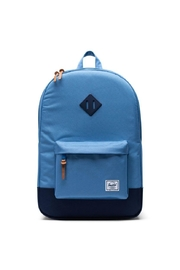 Herschel Supply Co. Blue Heritage Backpack - Product Mini Image