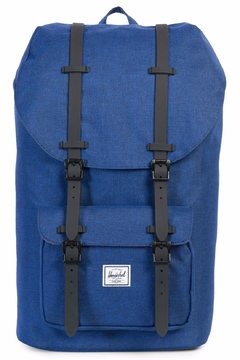 Herschel Supply Co. Blue Little America Backpack - Product List Image