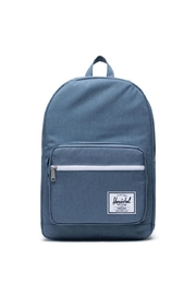 Herschel Supply Co. Blue Mirage Backpack - Front cropped