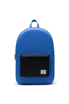 Herschel Supply Co. Blue Settlement Backpack - Product List Image