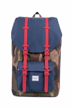 Herschel Supply Co. Camo Little America Backpack - Product List Image