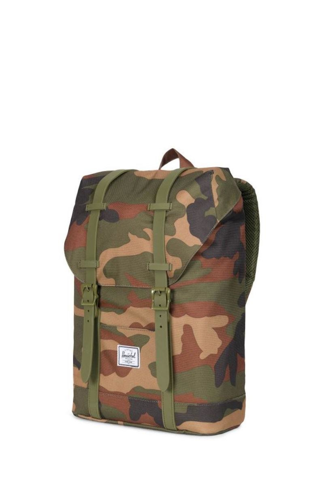 Herschel Supply Co. Camo Youth Backpack - Front Full Image