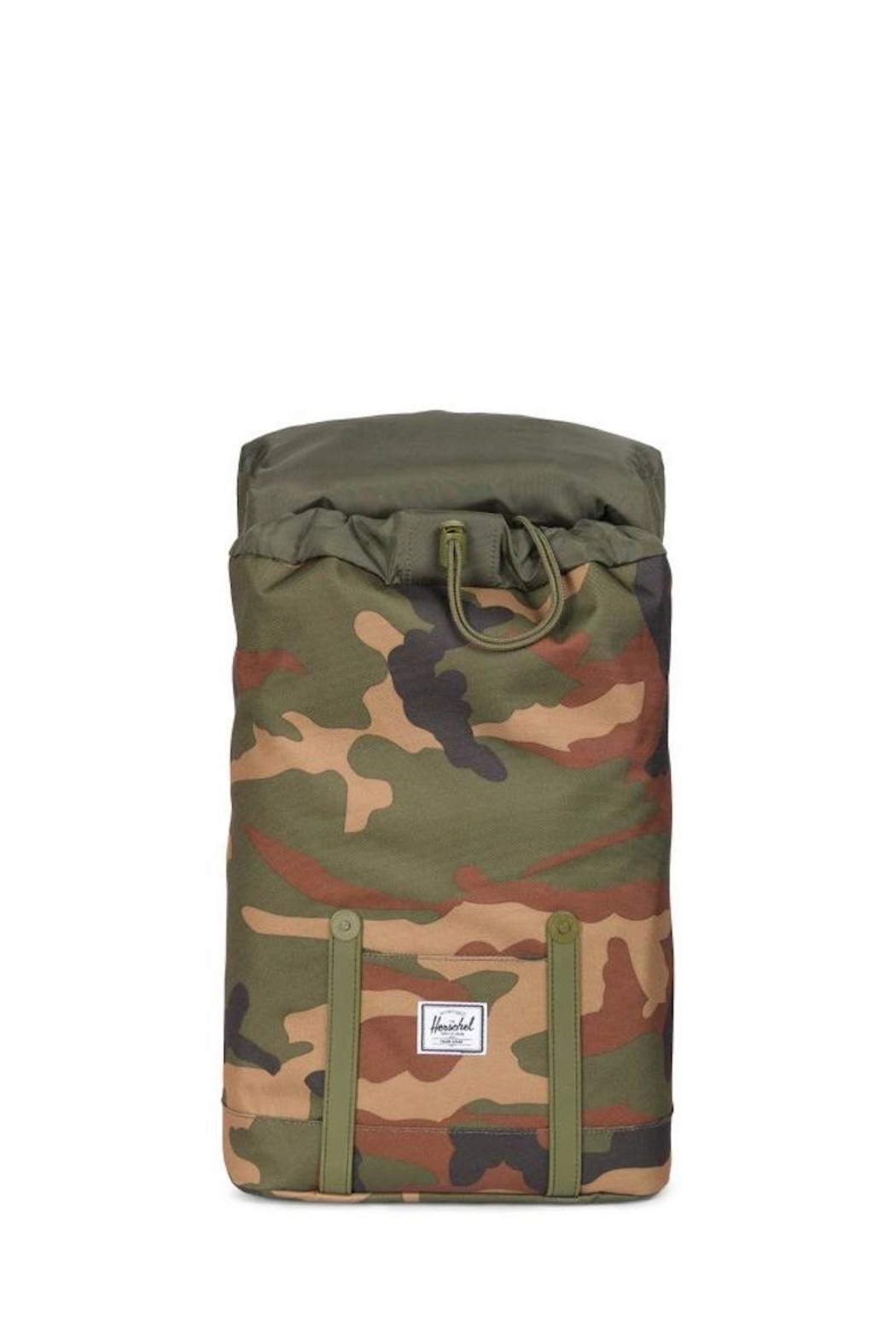 Herschel Supply Co. Camo Youth Backpack - Side Cropped Image