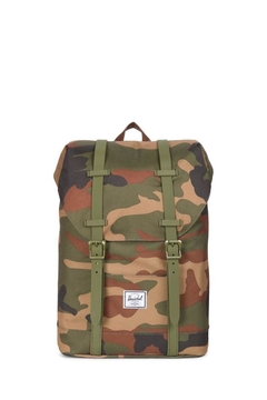 Shoptiques Product: Camo Youth Backpack