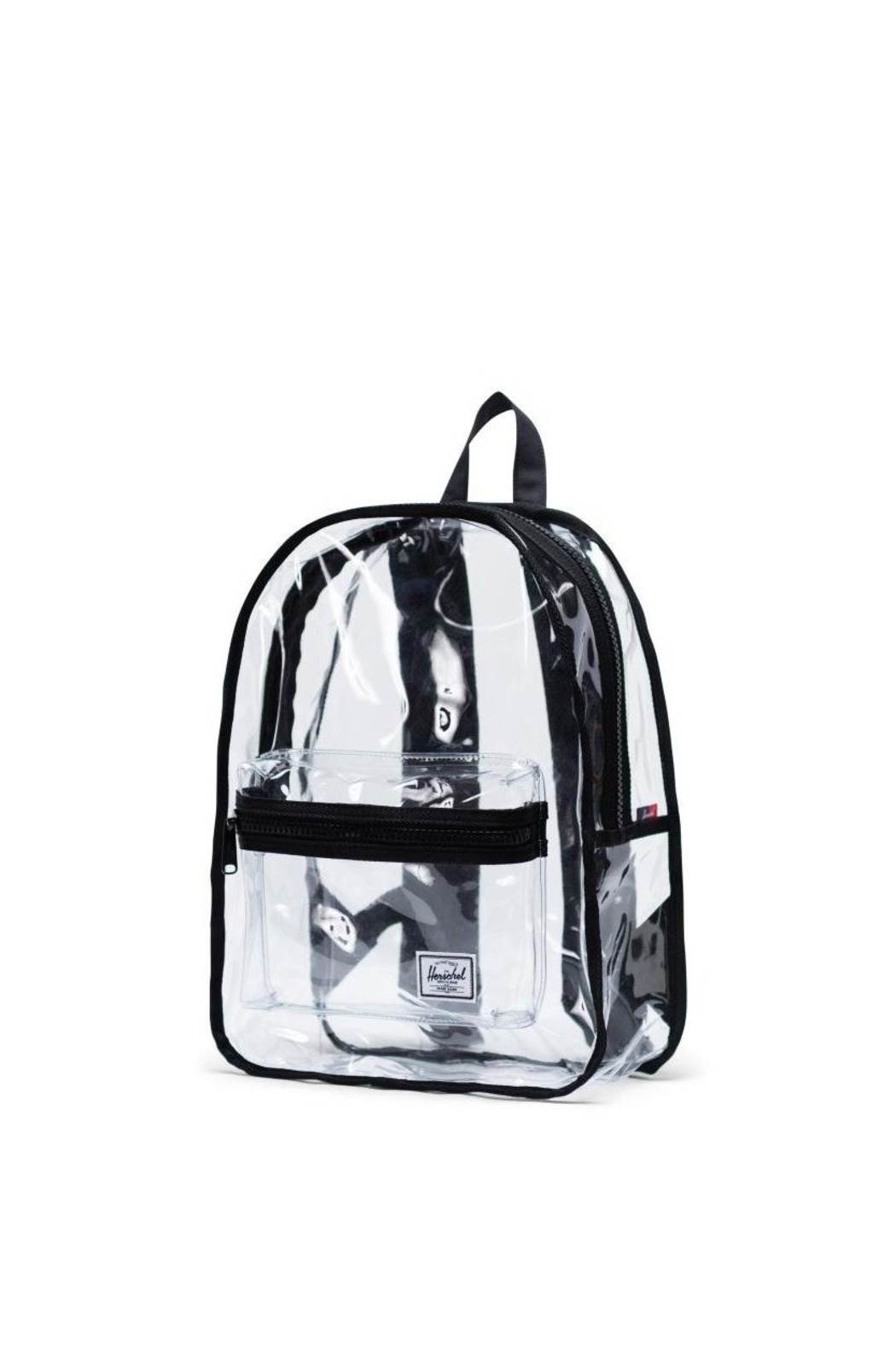 Herschel Supply Co. Clear Classic Backpack - Front Full Image