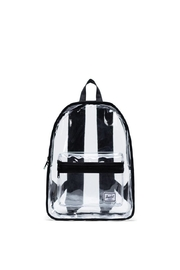 Herschel Supply Co. Clear Classic Backpack - Front cropped