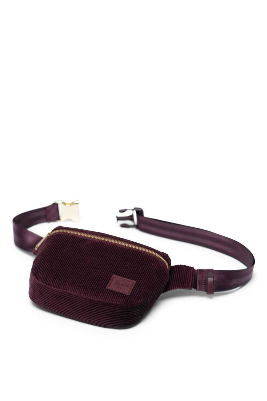 Herschel Supply Co. Corduroy Fanny Pack - Side Cropped Image