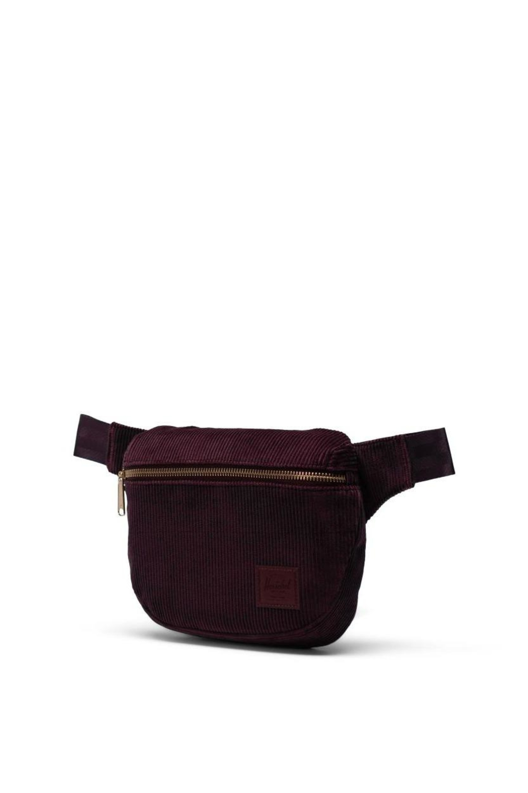 Herschel Supply Co. Corduroy Fanny Pack - Front Full Image