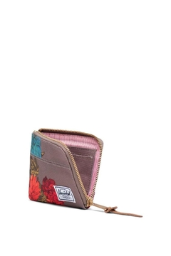 Herschel Supply Co. Floral Zip Wallet - Alternate List Image