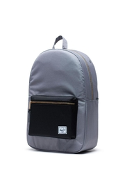 Herschel Supply Co. Grey Black Backpack` - Side cropped