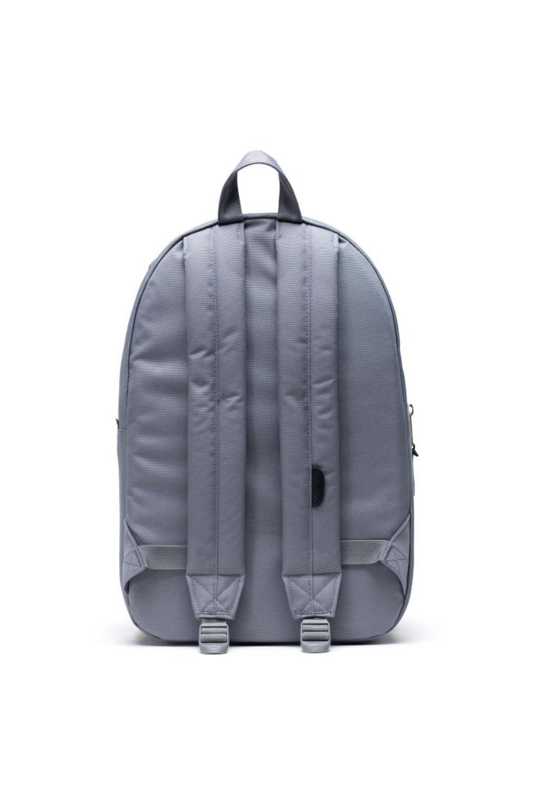 Herschel Supply Co. Grey Black Backpack` - Back Cropped Image