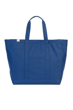 Shoptiques Product: Herschel Bamfield Blue Tote