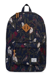 Herschel Supply Co. Peacoat Heritage Backpack - Front cropped