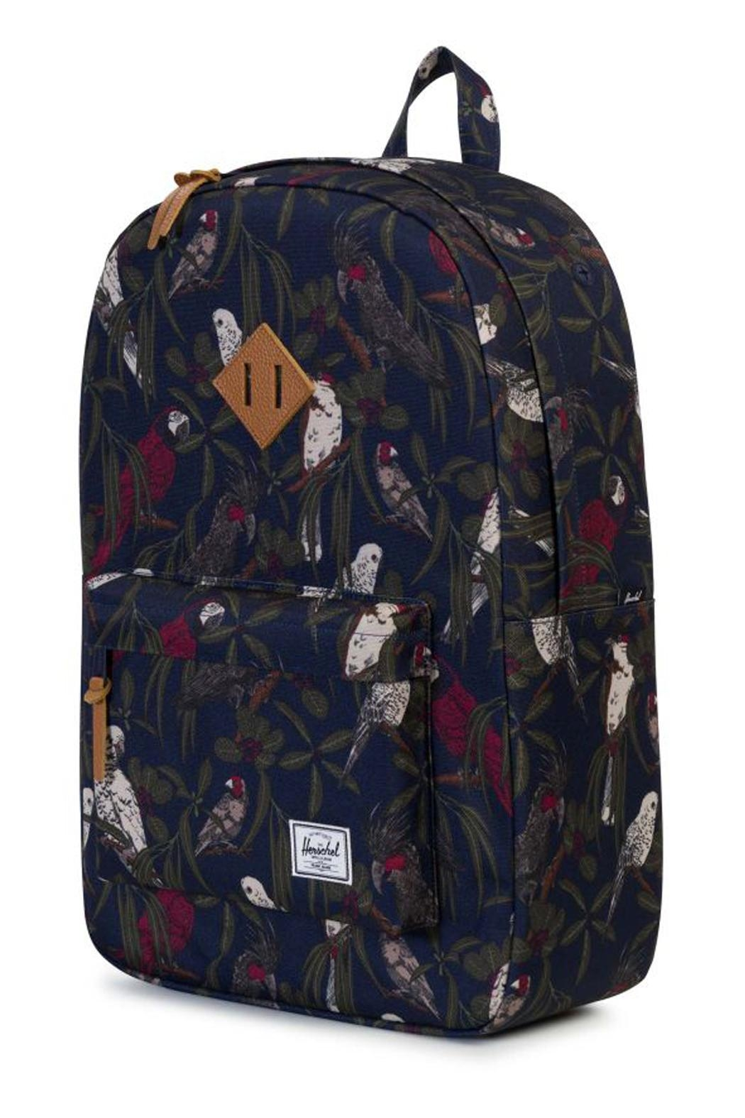 Herschel Supply Co. Peacoat Heritage Backpack - Side Cropped Image