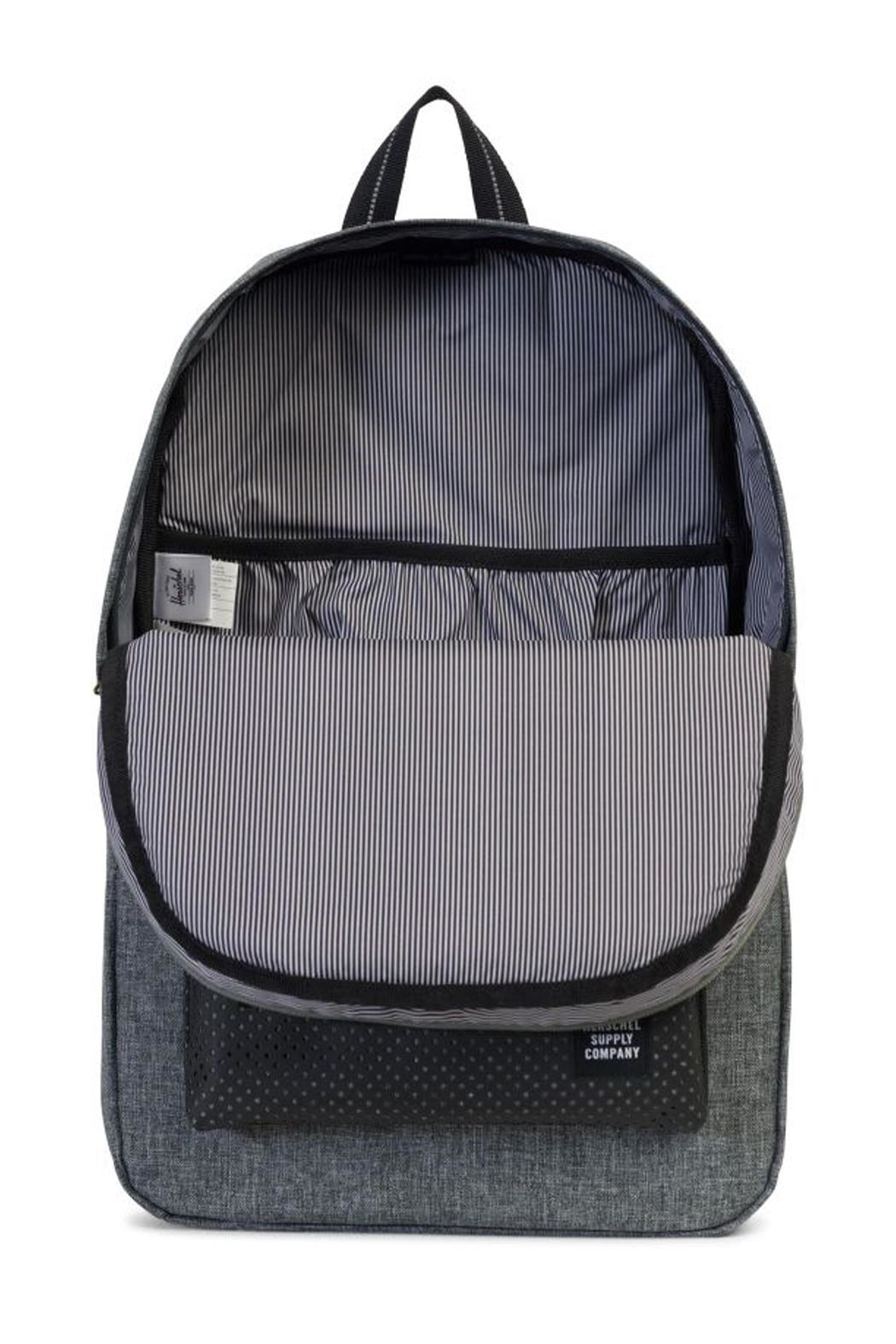 Herschel Supply Co. Raven Heritage Backpack - Front Full Image