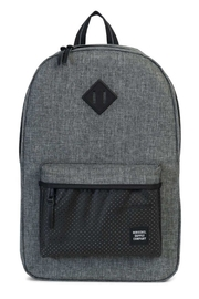 Herschel Supply Co. Raven Heritage Backpack - Front cropped