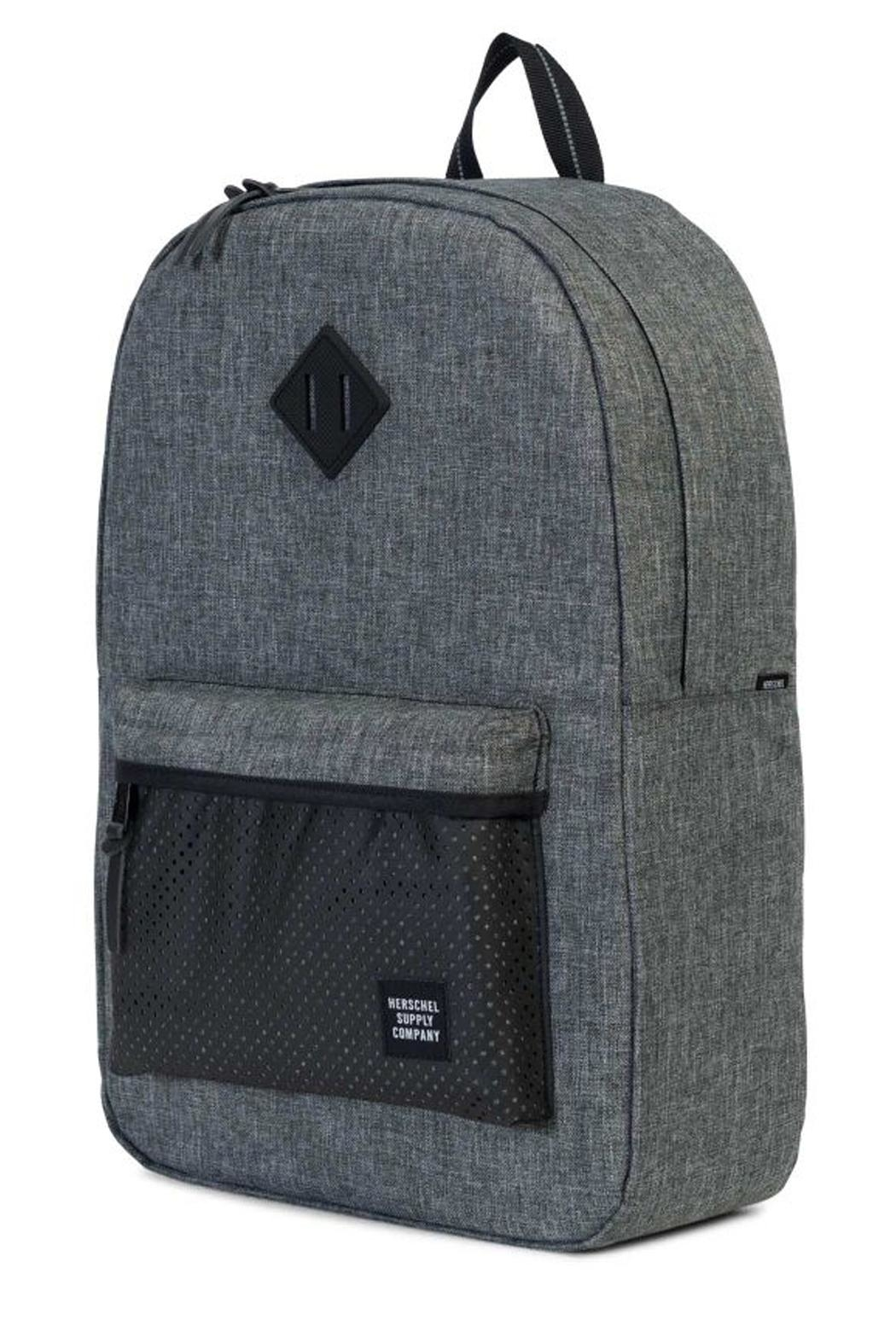 Herschel Supply Co. Raven Heritage Backpack - Side Cropped Image