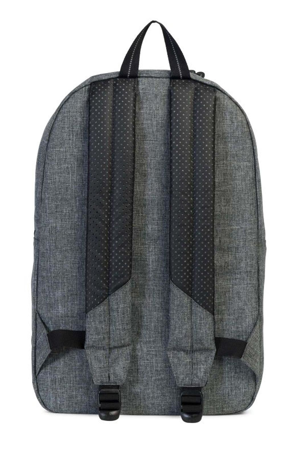 Herschel Supply Co. Raven Heritage Backpack - Back Cropped Image