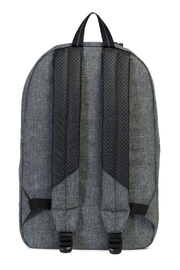 Herschel Supply Co. Raven Heritage Backpack - Back cropped