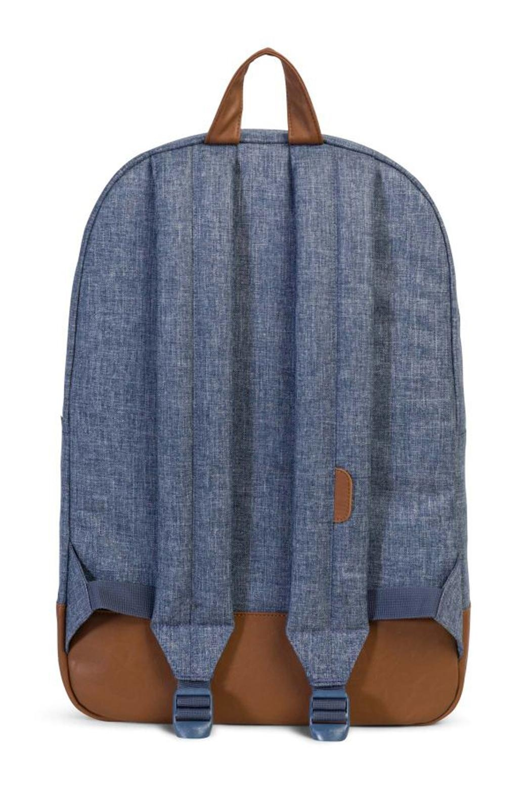 Herschel Supply Co. Heritage Backpack - Back Cropped Image