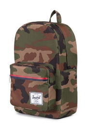 Herschel Supply Co. Camou Pop Quiz Backpack - Side cropped
