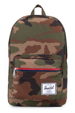 Shoptiques Product: Camou Pop Quiz Backpack
