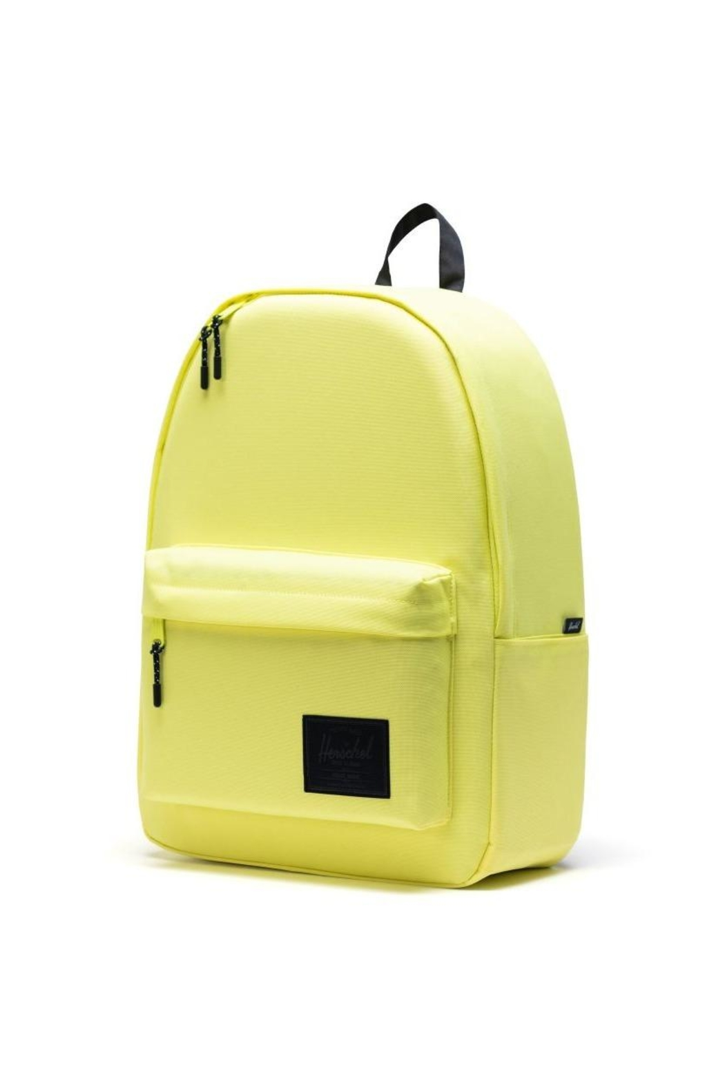 Herschel Supply Co. Highligher Yellow Backpack - Side Cropped Image