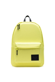 Herschel Supply Co. Highligher Yellow Backpack - Front cropped