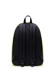 Herschel Supply Co. Highligher Yellow Backpack - Back cropped