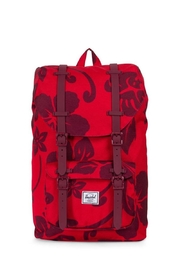 Herschel Supply Co. Mid-Sized Little America - Front cropped