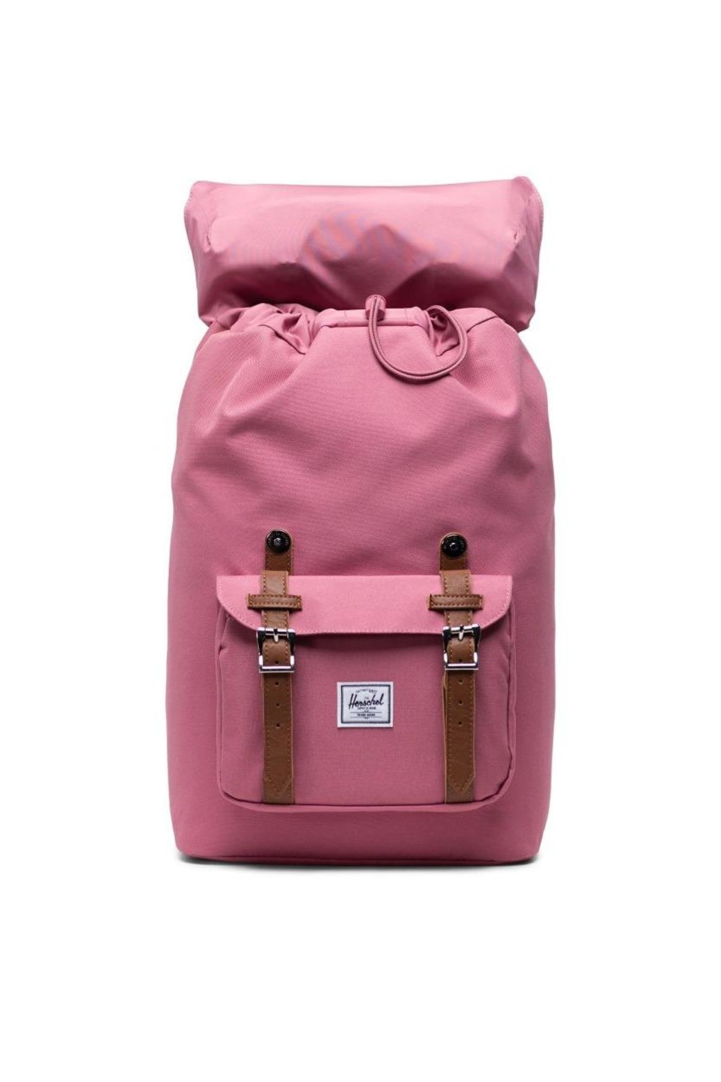 Herschel Supply Co. Mid-Sized Pink Backpack - Front Full Image